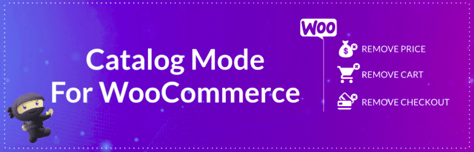 Catalog Mode For WooCommerce