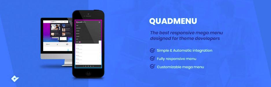 free menu, quadmenu