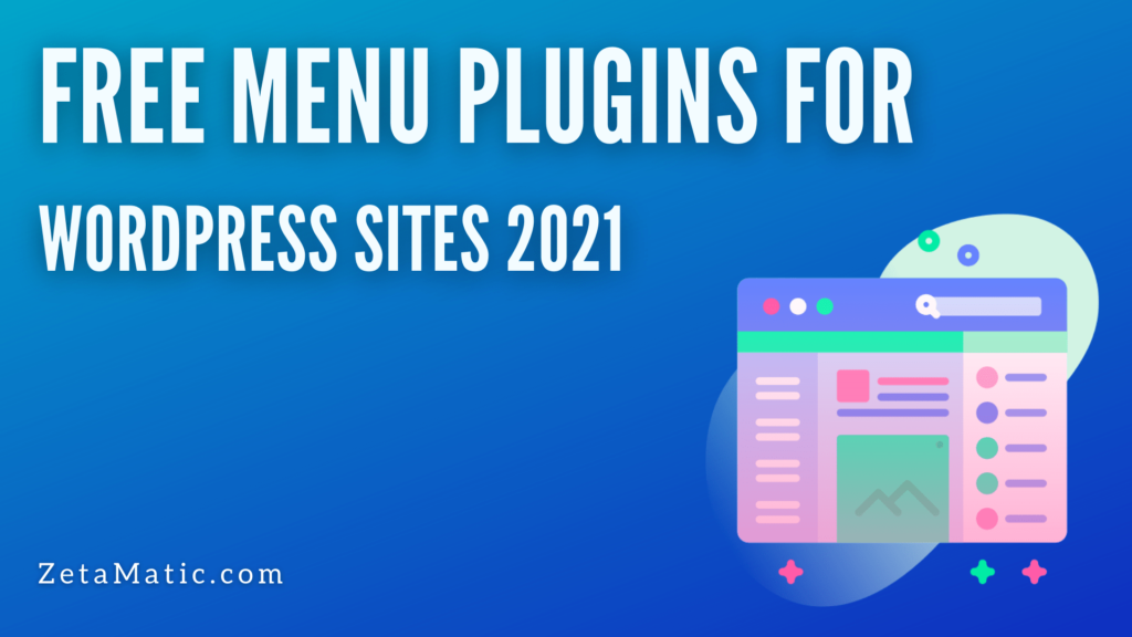 Free Menu Plugins for WordPress Sites 2021